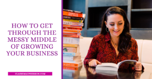 Do you feel stuck in your business? Like you've set everything up, but where are all the clients? Click here for 4 fantastic ways to supercharge your sales.