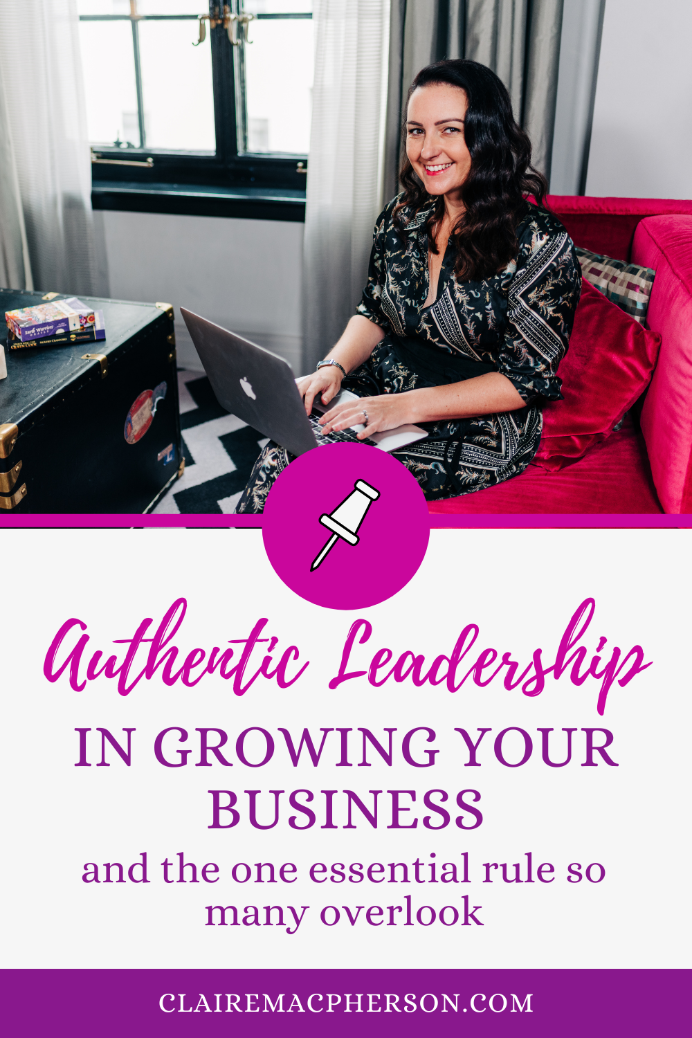 Authentic LEADERSHIP In Growing Your Business – And The One ESSENTIAL RULE So Many Overlook